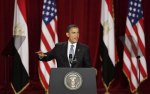 Obama at Cairo University for major speech to the Muslim World